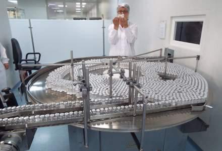 REPORTAJ: In vizita la producatorul roman de medicamente care a cucerit piata mondiala cu un singur produs