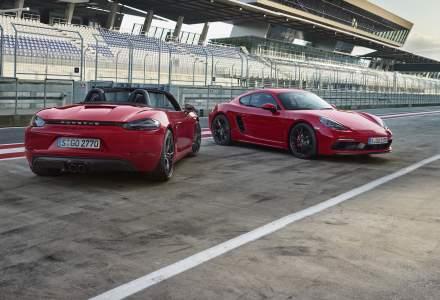 Porsche lanseaza noile modele 718 GTS