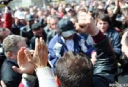 Cum se vad protestele in presa internationala: BBC compara cu revolutia din 1989