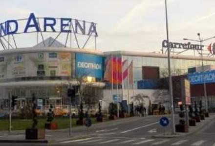 Proprietarul Grand Arena, amenintat din nou cu insolventa