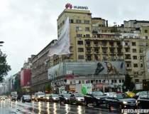 Furtuna in Bucuresti. Haos in...