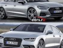 Comparatia saptamanii: Audi...