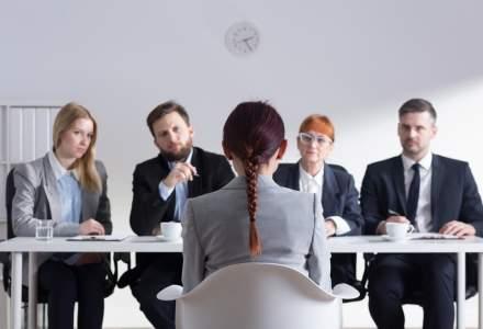 Interviul de angajare: Puncte slabe care iti pot reduce sansele de angajare