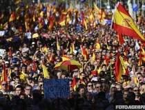 Manifestatie masiva in...