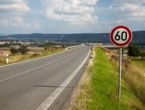 Limita de viteza de 50 km/h...