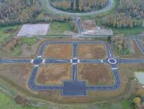 Subaru a construit piste noi...