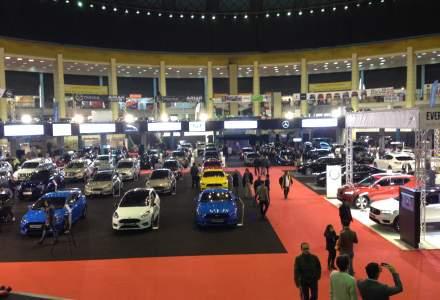 Salonul Auto Bucuresti si Accesorii, deschis timp de 8 zile. Biletul costa 30 de lei
