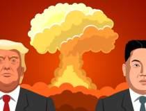 Coreea de Nord il avertizeaza...