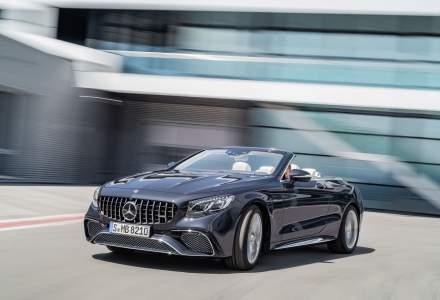 Mercedes-Benz primeste comenzi pentru noile Clasa S Coupe si Clasa S Cabriolet