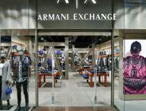 Armani Exchange a deschis...