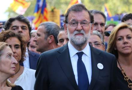 Spania: Premierul Mariano Rajoy, la Barcelona, pentru prima oara de la punerea Cataloniei sub tutela