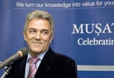 Musat ajunge la 16 parteneri dupa promovarea a patru avocati