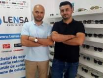 Startup-ul romanesc Lensa.ro...