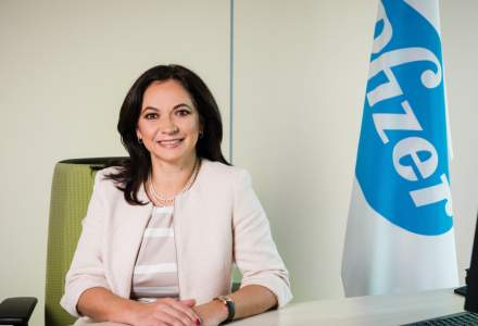 Mirela Iordan, Pfizer Romania: Ce rol joaca tehnologia in sectorul farmaceutic