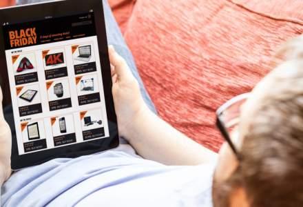 Black Friday la cel.ro: ce telefoane si gadget-uri are comerciantul in oferta