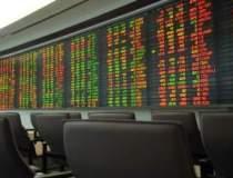 Bursa a crescut cu un procent