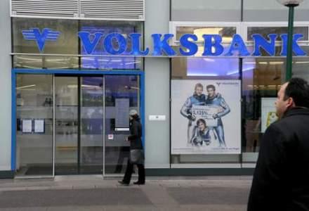 Volksbank a redus dobanzile la depozitele in lei, dar le-a majorat pe cele in euro