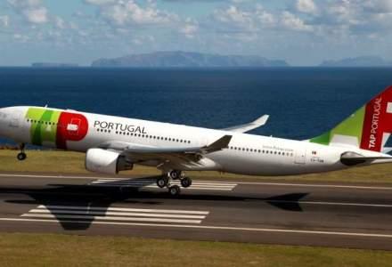 TAP Portugal vrea sa opereze zilnic pe ruta Bucuresti-Lisabona