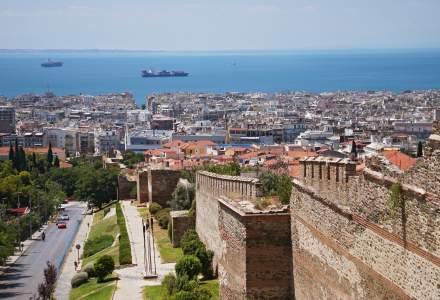 Grecia spera sa obtina aproape 232 de milioane de euro din vanzarea portului Thessaloniki