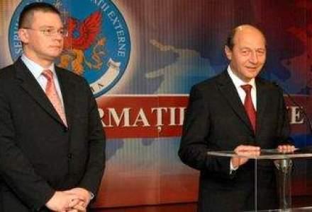 Ungureanu a anuntat componenta noului Cabinet