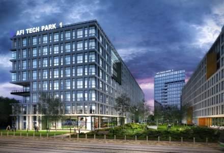 AFI Europe semneaza pentru 10 ani cu World Class, primul chirias al parcului de afaceri AFI Tech Park