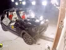 Euro NCAP a testat modele...