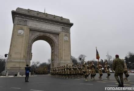 "Proteste de 1 Decembrie: ""Fara politicieni penali la Parada Militara"""