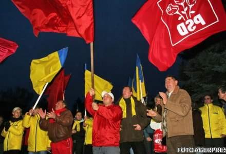 PSD aduce 30 de autocare cu simpatizanti in Bucuresti pentru parada de 1 Decembrie