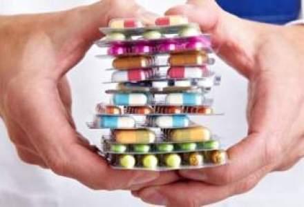 Crestere record pentru piata de medicamente: 30% pe final de 2011