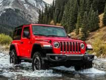Jeep Wrangler primeste o...