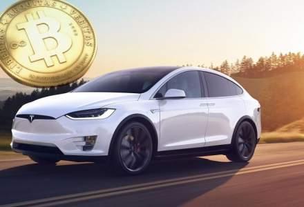 Ai o Tesla in garaj? De acum poti mina Bitcoin daca esti fan al tranzactiilor cu monede virtuale!