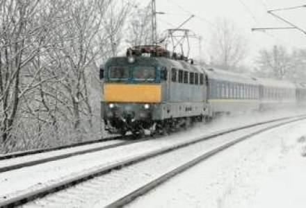 Companiile feroviare risca sa-si plateasca doar o treime din datoriile catre furnizorii de energie