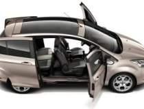 Ford B-Max, prima masina...