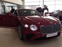 Bentley Continental GT a fost...