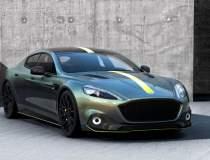Aston Martin: Noul model...