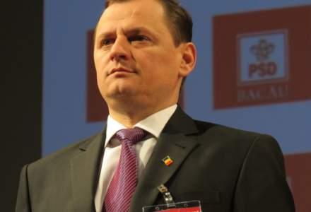 Vlase, vicepresedinte PSD, limbaj suburban in Parlamentul tarii