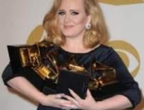 Adele, marea castigatoare a...