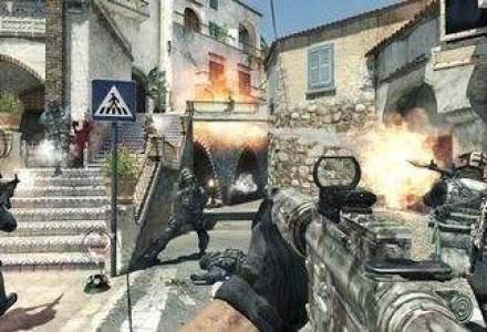 Succesul seriei Call of Duty a dublat profitul Activision Blizzard in 2011