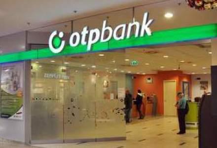 OTP Bank a acordat anul trecut credite noi de consum fara ipoteca in valoare de 60 mil. lei