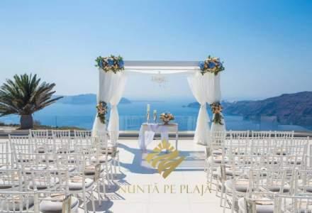 Nunta pe plaja, un trend in crestere la romani: ce destinatii prefera si ce buget aloca