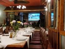 Un restaurant numai bun...