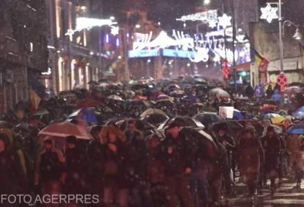 """Ce scrie presa internationala despre proteste: """"Romania se confrunta cu cel mai mare pericol din '90"""""""
