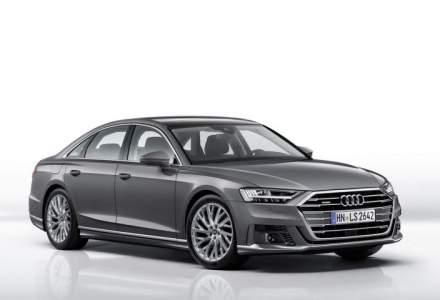 2018 Audi A8 (D5) primeste primul pachet sport! Cat costa si ce ofera pachetul?
