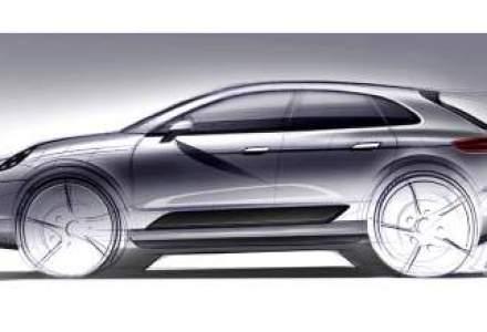 Noul SUV la care lucreaza Porsche se numeste Macan