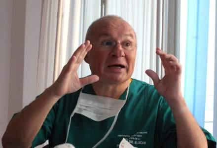 Medicul Mihai Lucan, acuzat ca a delapidat un milion de lei din Institutul de Urologie din Cluj