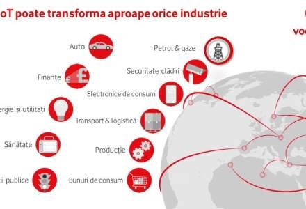(P) Primul test al tehnologiei NB-IoT pe o retea de telecomunicatii comerciala a fost realizat de Vodafone Romania si OMV Petrom