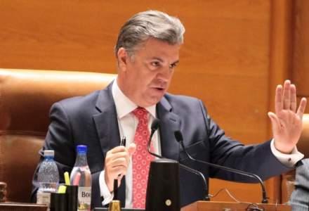 Valeriu Zgonea, trimis in judecata pentru trafic de influenta