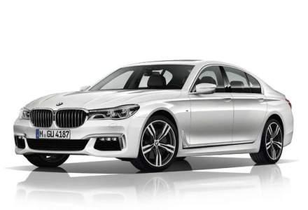 BMW Seria 7 va primi facelift in 2019: nemtii pregatesc si un nou model hibrid