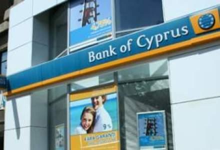 Profitul Bank of Cyprus in Romania a scazut cu 34% anul trecut
