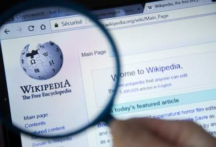 """""""Moarte"""" si """"Donald Trump"""", cele mai cautate pe Wikipedia in 2017"""